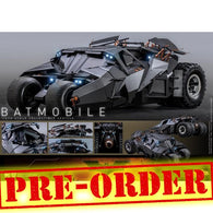 (PREORDER) 1:6 DC : Batman Begins - Batmobile MMS596 Hot Toys
