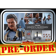 (PREORDER) 1:6 Star Wars : The Empire Strikes Back - Lando Calrissian Figure MMS588 Hot Toys 40th Anniversary