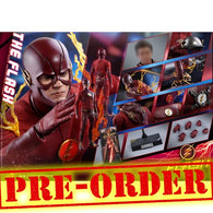(PREORDER) 1:6 Netflix TV Series - Grant Gustin A.K.A Flash Barry Allen Figure TMS009 Hot Toys