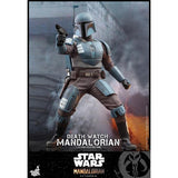 (PREORDER) 1:6 Star Wars : The Mandalorian – Death Watch Mandalorian Figure TMS026 Hot Toys