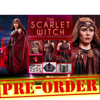 (PREORDER) 1:6 Marvel : WandaVision - Scarlet Witch Figure TMS036 Hot Toys