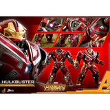 1:6 Avengers 3: Infinity War - Hulkbuster Power Pose Figure PPS005 Hot Toys (LAST CHANCE)