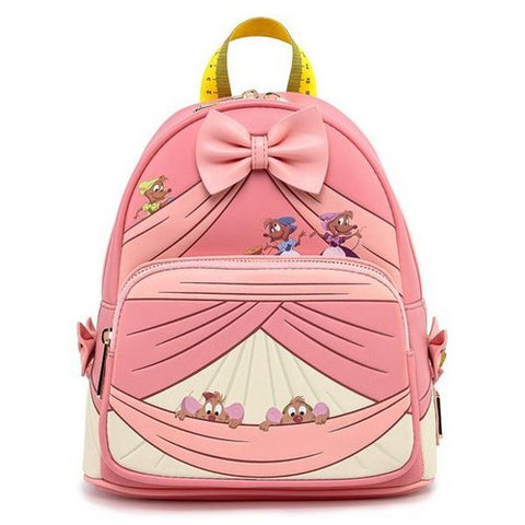 Disney 70th Anniversary : Cinderella - Peek A Boo Mini Backpack Loungefly