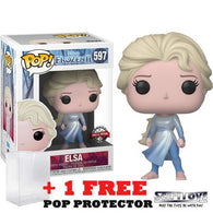 Frozen 2 - Elsa Ocean #597 Pop Vinyl Funko Exclusive