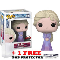 Frozen 2 - Elsa Intro #590 Pop Vinyl Funko Exclusive