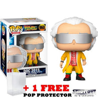 Back to the Future 2 - Dr. Emmett Brown in 2015 #960 Pop Vinyl Figure Funko