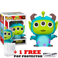 Disney Pixar : Toy Story - Alien Remix in Monster Inc. Sulley Outfit #759 Pop Vinyl Funko