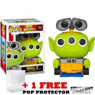 Disney Pixar : Toy Story - Alien Remix in Wall-E Outfit #760 Pop Vinyl Funko