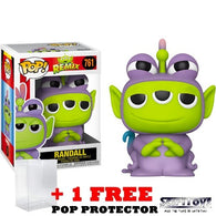 Disney Pixar : Toy Story - Alien Remix in Monster Inc. Randall Outfit #761 Pop Vinyl Funko