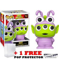 Disney Pixar : Toy Story - Alien Remix in A Bug's Life Dot Outfit #752 Pop Vinyl Funko