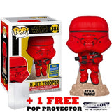 Star Wars IX : Rise of Skywalker - Sith Trooper Flying #383 Pop Vinyl Funko SDCC 2020 Exclusive