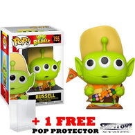 Disney Pixar : Toy Story - Alien Remix in Up Russell Outfit #755 Pop Vinyl Funko