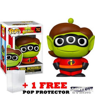 Disney Pixar : Toy Story - Alien Remix in Mrs Incredibles Elastigirl Outfit #762 Pop Vinyl Funko