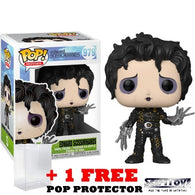 Edward Scissorhands - Edward Johnny Depp #979 Pop Vinyl Figure Funko