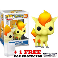 Anime Pokemon - Ponyta #644 Pop Vinyl Figure Funko Exclusive