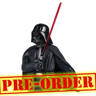 "(PREORDER) 1:6 8"" Star Wars : A New Hope - Darth Vader Bust Statue Diamond Select Toys"