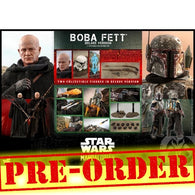 (PREORDER) 1:6 Star Wars : The Mandalorian - Boba Fett DELUXE 2 Pack Figure TMS034 Hot Toys EARLY BIRD