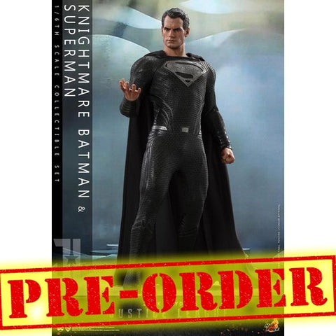 (PREORDER) 1:6 DC : Zack Snyder's Justice League - Superman Figure TMS038-S Hot Toys (No Original Box)