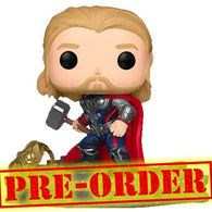 (PREORDER) Marvel : Avengers - Thor Assemble Diorama Deluxe Pop Vinyl Funko Exclusive