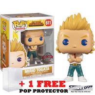 My Hero Academia - Mirio Togata #611 Pop Vinyl Funko Exclusive