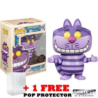 Disneyland 65th Anniversary : Alice in Wonderland - Cheshire Cat #974 Pop Vinyl Figure Funko Exclusive