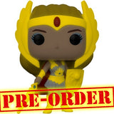 (PREORDER) Masters of the Universe - She-Ra Classic Glow in the Dark Pop Vinyl Funko Exclusive