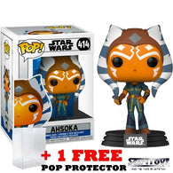 Star Wars : The Clone Wars - Ahsoka Casual #414 Pop Vinyl Figure Funko Exclusive