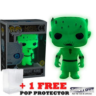 Game of Thrones - Night's King Glow #44 Pop Vinyl Funko Exclusive