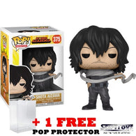 Anime : My Hero Academia - Shota Aizawa #375 Pop Vinyl Figure Funko
