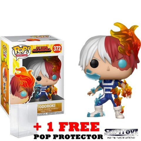 Anime : My Hero Academia - Todoroki #372 Pop Vinyl Figure Funko