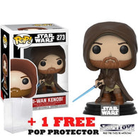 Star Wars - Obi Wan Kenobi Hooded #273 Pop Vinyl Funko Exclusive