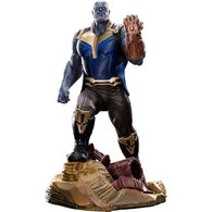 "9"" Avengers 3 : Infinity War - Thanos Marvel Gallery PVC Diorama Statue Diamond Select Toys"