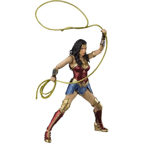 1:12 Wonder Woman 1984 Movie - Wonder Woman S.H.Figuarts Figure Bandai Tamashii Nations