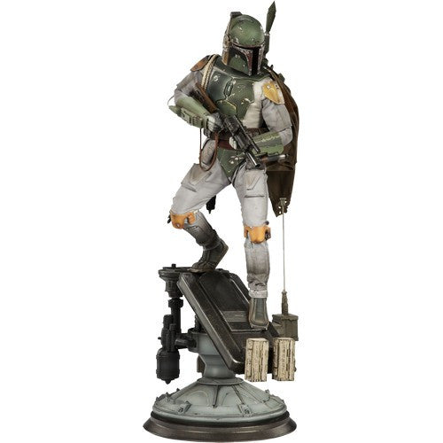 1:4 Star Wars - Limited Edition Boba Fett Premium Format Statue Sideshow
