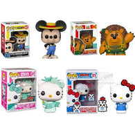 Cute Mix Bundle - Disney Toy Story Mickey Mouse Hello Kitty Pop Vinyl Funko SDCC2019 / NYCC 2018 / NYCC 2019 Exclusive