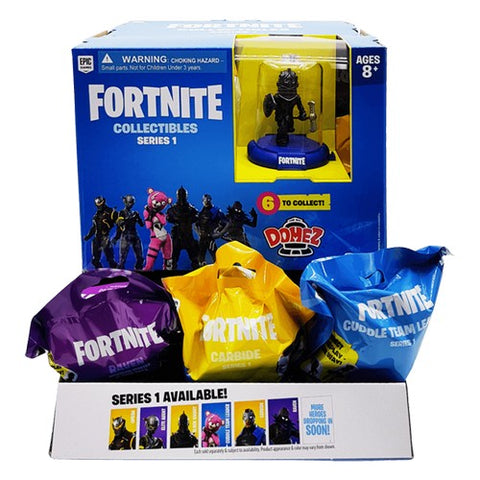 Fortnite - Domez Blind Bag Series 1 (Single Bag)