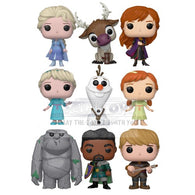 Frozen 2 Bundle / Single - Elsa Anna Kristoff Sven Olaf Mattias Earth Giant Pop Vinyl Funko