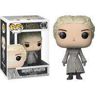 Game of Thrones - Daenerys White Coat #59 Pop Vinyl Funko