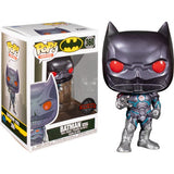 DC : Batman - Murder Machine Metallic (with chase*) #360 Pop Vinyl Figure Funko Exclusive