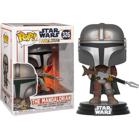 Star Wars : Mandalorian - The Mandalorian #326 Pop Vinyl Funko