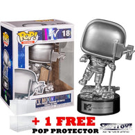 MTV : Video Music Award - MTV Moon Person #18 Pop vinyl Figure Funko