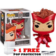 Marvel 80th Anniversary : X-Men - Scarlet Witch #552 Pop Vinyl Figure Funko (LAST CHANCE)