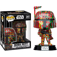 Star Wars - Boba Fett Futura #297 Pop Vinyl Funko Exclusive