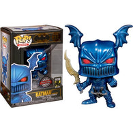 Batman 80th Anniversary - Batman Merciless Pop Vinyl Figure Funko Exclusive