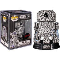 Star Wars - R2-D2 Futura #31 Pop Vinyl Funko Exclusive