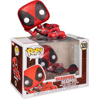 Deadpool Diamond Glitter #320 Pop Vinyl Funko Exclusive