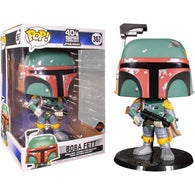 "10"" Star Wars - Boba Fett #367 Pop Vinyl Funko Exclusive"