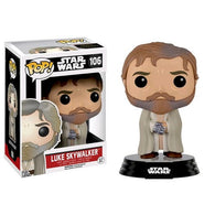 Star Wars : The Force Awakens - Luke Skywalker Bearded #106 Pop Vinyl Funko