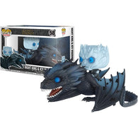 Game of Thrones - Night King on Dragon Viserion #58 Pop Ride