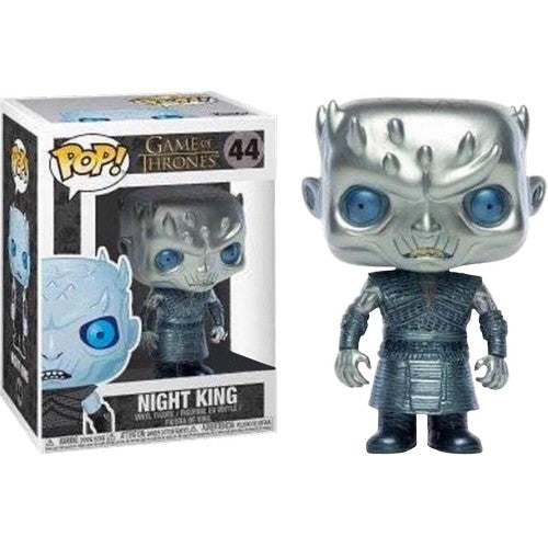 Game of Thrones - Night King Metallic #44 Pop Vinyl Funko Exclusive